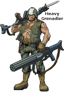 Heavy Grenadier